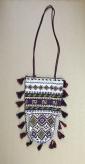 Bohemian/festival style bag - $2